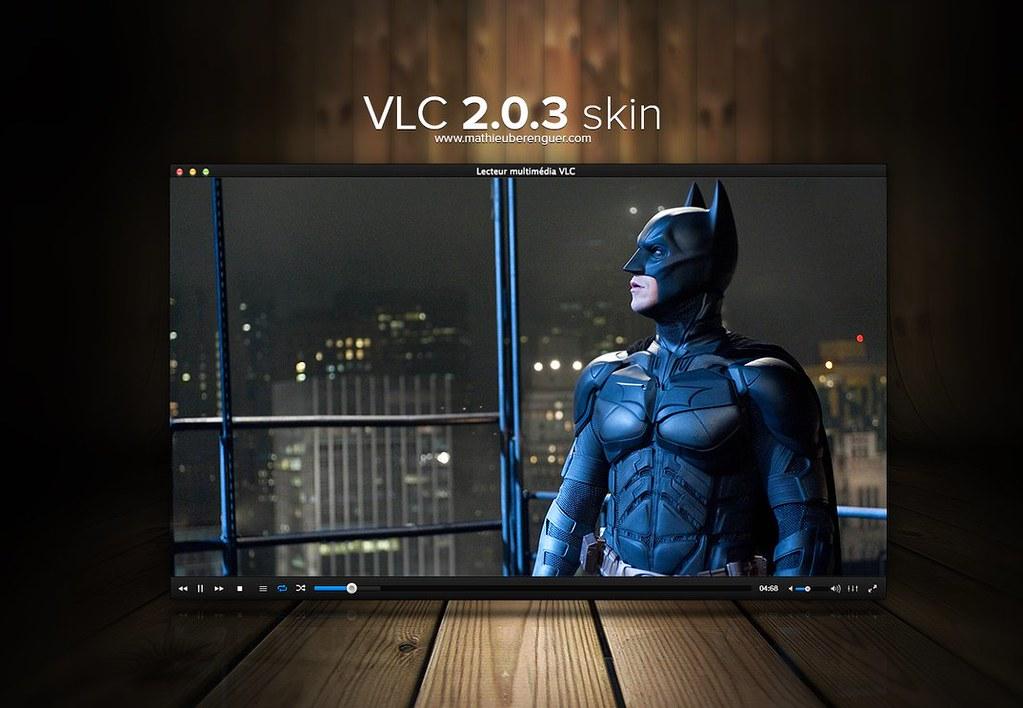 10 skins para VLC que lo harán lucir mucho mejor