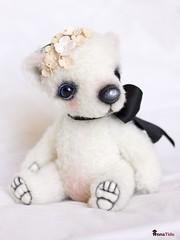 Joy-3-2013 (Anna T.) Tags: teddy polarbear teddybear teddybr teddysbyannatide