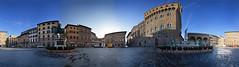 Piazza della Signoria (stuckinparadise) Tags: italy david florence tuscany piazza michelangelo medici piazzadellasignoria uffizimuseum plazzovecchio fountainofneptune ferenzia stuckinparadise cosimo1deimedici