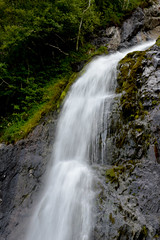 aber falls (Scott Bonsey) Tags: nature water wales landscape outside waterfall exposure falls waterfalls environment streaks aber
