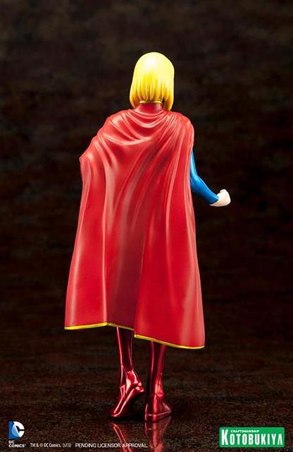壽屋 DC Comics New 52 ARTFX+ Supergirl
