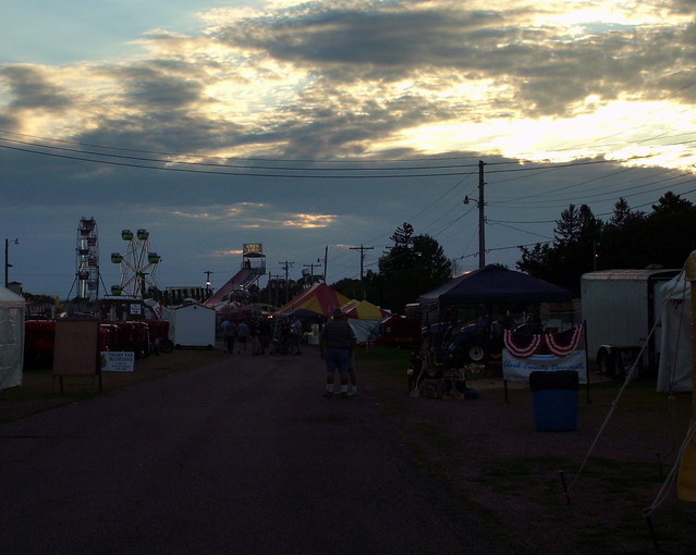 Walkway To The Midway.
