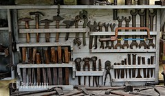 Tools Upon Tools (Callum Dickson Photography) Tags: france hammer work french nikon tools spanner d3200