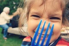 Wispy Fall (empphotographs) Tags: blue portrait cute fall love beauty youth child fork
