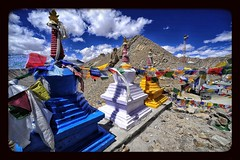 Kardung La, highest motor able pass in the world at 5,700 m above sea level (picsie14) Tags: sky india mountains reflections interestingness interesting colours shot bluesky best snaps winner mostinteresting himalayas winning ladakh highaltitude picoftheday bestshot interestingness2 shotoftheday watchthis bestphotos littletibet interesting2 bestshotoftheday barrenmountains acutemountainsickness bestphotooftheday rooftopoftheworld