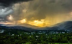 Rain, No Curse (Shams Ul Haq Qari) Tags: sunset sky