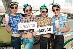 F1 SG 2013 (Sat) - 043 (jasonlcs2008) Tags: girls girl car night marina asian singapore saturday f1 ferrari racing international showgirl formulaone formula motor circuit redbull 2013 2470mmf28g nightcircuit