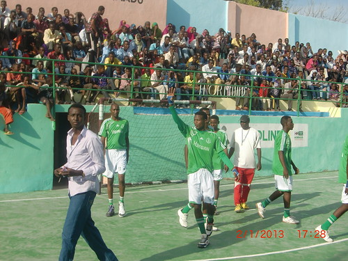 Hand Ball Tournament Mogadishu_1