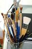 Short Brushes (EZENAMI | KAI | ZAN57) Tags: watercolor brushes artsupplies sketchkit