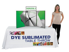 Fabric Table Cover | Signarama | Hero