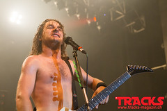 "Airbourne @ Volkshaus - Zurich • <a style=""font-size:0.8em;"" href=""http://www.flickr.com/photos/32335787@N08/10808060154/"" target=""_blank"">View on Flickr</a>"