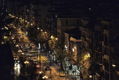 A Night In Athens (Christophe_A) Tags: road street night lights nikon athens explore greece d800 explored christopheanagnostopoulos χριστοφοροσαναγνωστοπουλοσ χριστόφοροσαναγνωστόπουλοσ