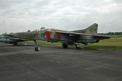 DSC_0128 (Proplinerman) Tags: berlin aircraft mig mig23 luftwaffe gatow luftwaffenmuseum