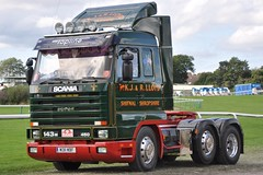 PKJ&R Lloyd Scania R143m M311 WBF (truck_photos) Tags: