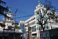 THLD-X-XI-13-ChM-XI-13B-219 (Tai Pan of HK) Tags: thailand islam mosque chiangmai siam masjid lanna mosque mesquita chiengmai   pingriver  roseofthenorth  ratchaanachakthai kingdomofthailand xiangmai maenamping  kingdomoflanna kiangmai