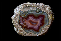 agates0134 (gulin2) Tags: newmexico agate rock stone banded nodule bakersegg