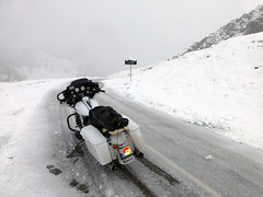 Merry Christmas to all! (fatboyke (Luc)) Tags: christmas street france ride harley explore merry davidson pyrenees glide