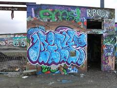 IMG_7169 (Don't Do This At Home!) Tags: graffiti hall rip fame halloffame graff sydhavn