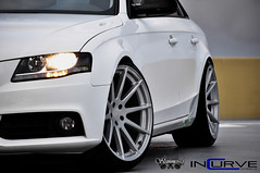Audi A4 | IC-S10 Dual Concave (Incurve Wheels) Tags: inch bc florida miami wheels deep racing german dual 20 a4 audi rims concave offset slammed coilovers quattro vossen b8 lexani incurve adv1 slammered stanced ics10