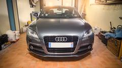 Audi TT (Franck Schneider) Tags: test sun car nokia automobile garage tt audi 1020 lumia vision:car=0808 vision:sky=0807 vision:outdoor=0787