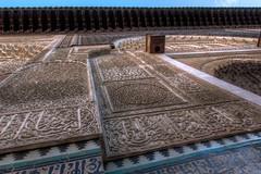 Medrassa Fes 3 (Ryoushi no syokubutsuen) Tags: art sahara nature landscape desert arabic berber marocco marrakech magrib almagrib medrassa