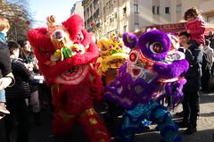 Nouvel An Chinois 2014 - Paris / Belleville