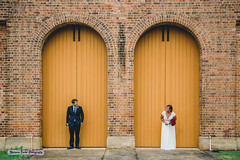 Roxanne and Nick (Marianne Fowler Photography) Tags: wedding love newcastle groom bride couple justmarried newlyweds weddingphotography