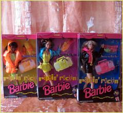 ℓα мία cσℓℓεzίσηε (pennylù) Tags: barbie teresa christie rappinrockin