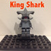 Custom Lego King Shark