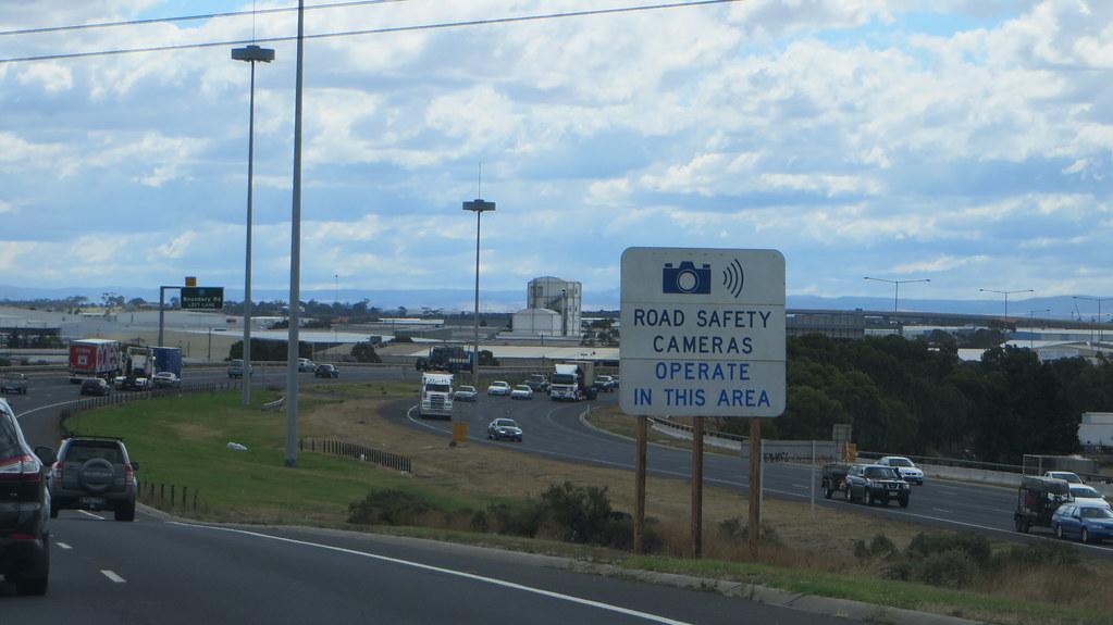 Western Ring Road Speed Cameras