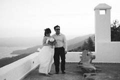 Bart&Arlyn Prenup (salamangkeroi) Tags: wedding light white up greek groom