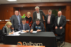 Pelham Minor Basketball Association Signing User Agreement