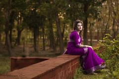 Navin Nawar (asaduzzaman.noor) Tags: outdoor woman female portrait photography asaduzzaman noor naturallight canon 6d 70200mm f28l face beauty bangladesh khulna