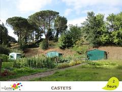 castets2 (Tourisme Landes) Tags: landes fleurs vvf