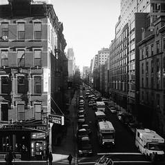 New York City Trip 2016 (Raf Ferreira) Tags: 6x6 rolleiflex 28 28c f xenotar rollei medium format tlr rafael peixoto ferreira nyc ny new york city usa eua bw black white fuji acros 100