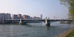 Pont de Fragnée (Liège 2017) (LiveFromLiege) Tags: liège liege luik lüttich liegi lieja wallonie belgique architecture belgium europe city visitezliège visitliege リエージュ льеж pont de fragnée bridge meuse river fleuve urban belgien belgie belgio