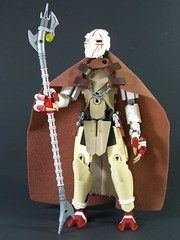 General Grevious Pre-Cyborg (Ziontyro) Tags: lego bionicle star wars moc general grevious