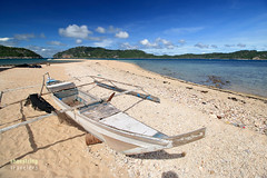 Fishing Boat, Bantigue Sandbar (engrjpleo) Tags: bantigue island sandbar gigantes carles iloilo visayas philippines beach sea seascape seaside shore landscape water waterscape boat outdoor travel