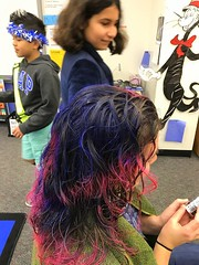 Wacky Hair Day - Read Across America Mar 1, 2017, 8-023 (Barrett Web Coordinator) Tags: aps apsisawesome arlington arlingtonpublicschools arlingtonreads barrettelementaryschool drseuss kwbpride readacrossamerica virginia wackyhairday wackywednesday apsreads