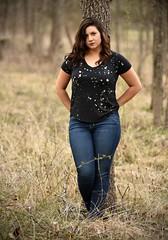 Madisen (Bill Badgett) Tags: fitchburgfurnace estillcountykentucky portrait nikond810 80200mm outdoors kentucky girl woman pretty f28 trees redrivergorge