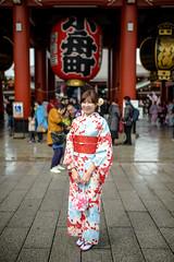 (蔡藍迪) Tags: 淺草 asakusa 淺草寺 sensoji 和服 sigma 35mm f14 nikon d610 japan tokyo