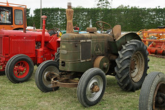 Field Marshall Tractor. (Branxholm) Tags: plough plow harvest farm ranch cattle sheep horse wheat corn oats crawler bulldozer farmall case moline oliver john deere