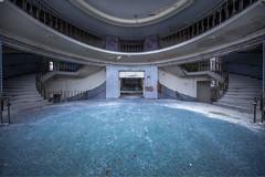 Piscine du Mosq (Jan Hoogendoorn) Tags: belgie belgium urbex urbanexploring vervallen verlaten abandoned decayed zwembad pool piscine mosq