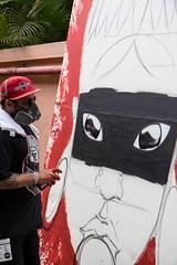 18156965_960693334068092_5068209222239960009_n (BENET - BNT) Tags: bh tattoo festival benet bnt kren graffiti rosto indígena pindorama brasil live paint guerreiro ancestral