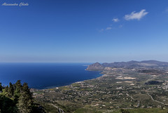 Erice (alessandrochiolo) Tags: sicilia siciliabedda sea sicily sky mare nikon nikond610 nikkor nuvole nubi panorama panorami