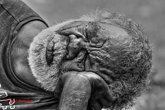 Recovery session after a hard night. (paulberridge) Tags: photography streetphotography blackandwhitephotography portrait pmwildlifeandnaturephotography
