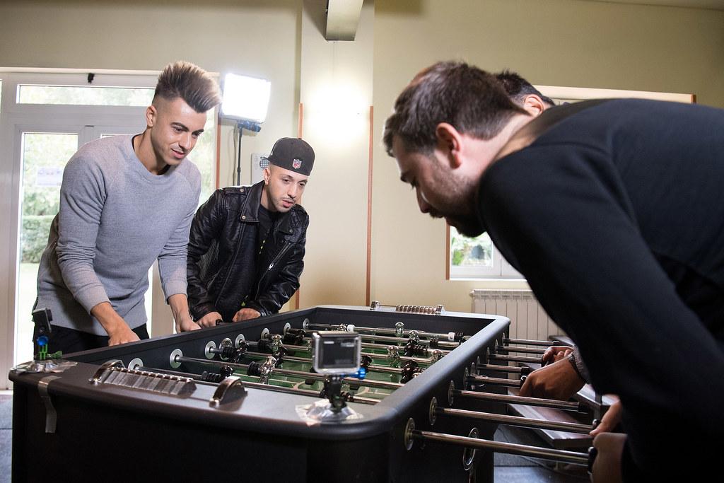 Discorsi celebrity allenatori as roma