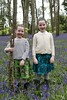 Sisters (ZMB) Tags: flowers bluebells wood topwood portglenone northernireland sewing olivers swingsetskirt heatherross tigerlily lizzyhouse naturalhistory whales