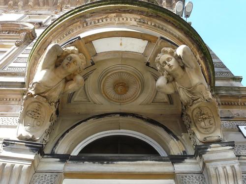 Merchants' House Detail, George Square