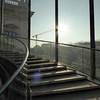 Blick hinaus/ look beyond [in explore] (Cydracor) Tags: cydracor berlin dhm pei panasonic lumix museum architektur tz71 zeughaus schlüter